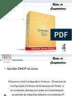 Aula 09 Instalando Servidor DHCP