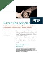 Crear asociación Castellano