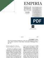 Dialnet-TheCultOfStatisticalSignificanceHowTheStandardErro-3130805