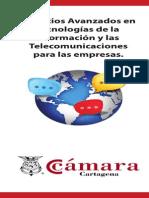 Tríptico de servicios TIC 2014
