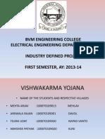 vishwakarma yojana 2013  ppt