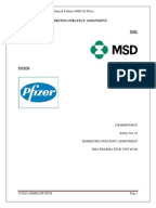 pfizer marketing case study From the paper: marketing powerhouse pfizer began back in - as a chemicals company today it is a billion global enterprise and is one of the top pharmaceutical companies in the world.