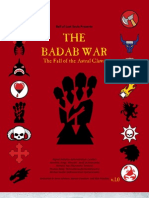 Badab War Campaign (By Bell of Lost Souls)