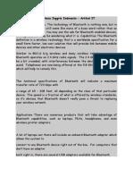 Artikel Teknologi Bahasa Inggris Indonesia
