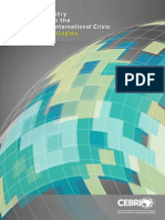Domestic Industry Development in the Context of the International Crisis