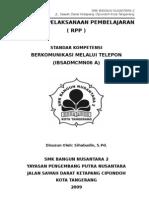 RPP BMT