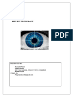 IEEE paper on image processing based on the title Blue Eyes Technology