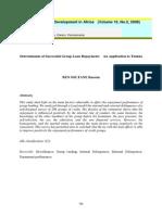 ARC_Bassem and Borhen- Determinants