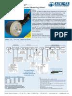 Encoder Con Rueda Tru-Trac - 282Kb