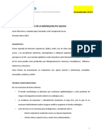 Protocolo Bronquiolitis 2013