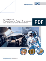 PIC Brochure DuraAct Piezo Composite Patch Transducers C2 Pic