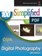 Digital Photography Top 100 Simplified Tips