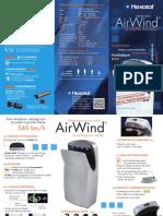 Flyer Airwind Juillet 2013