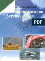 Brochure Vliegend Museum Seppe