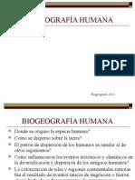 22 Biogeografia Humana