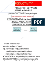 Productivity Unit 1all