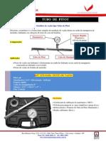 Tubo de Pitot - Kit STD