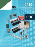 Dynalock Price Book 2014