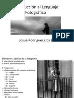 Introducción al Lenguaje Fotográfico