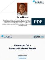 03. Market & Trend Review_Israel Ronn