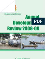 Cambodia - Annual Development Review 2008-09