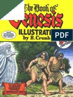 Book of Genesis - Illustrated by Robert Crumb