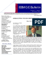 ISSMGE Bulletin Dec 2013
