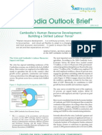 Cambodia Outlook Brief - No 2