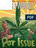 Metro Weekly - 01-30-14 - The Pot Issue
