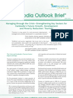 Cambodia Outlook Brief - No 4