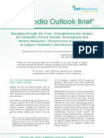 Cambodia Outlook Brief - No 5