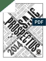 SAJC Prospectus 2014[1]