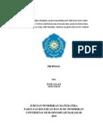 Proposal Matematika Kooperatif Tipe Rotating Trio Exchange Rte
