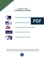 Tamishna Group Profile