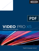 Video Prox X5 Official Guide