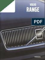 Volvo1998-9 Models