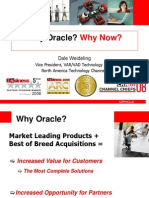 Why Oracle Fusion