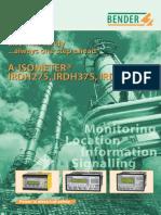 Isometer - IRDH275-375-575_