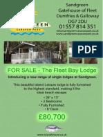 The Fleet Bay Lodge A5