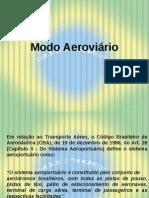 aula 10 - Modo Aeroviário