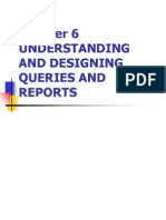 06 Understanding and Designing Queries and Reports