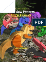 The Toy Wizard's Favorite Scroll Saw Patterns (gnv64)