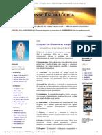 CONSCIÊNCIA LÚCIDA - O Portal de Vídeos de Conscienciologia_ Listagem das 40 manobras energéticas