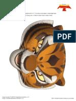 Mask Tigress