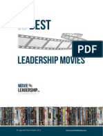 The 10 Best Leadership Movies