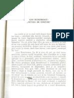 Geo Dumitrescu - Regman, Selectie
