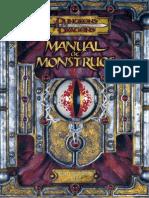 Manual de Monstruos I Busqueda