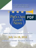 NPM Convention Brochure