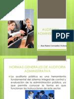 Auditoria Administrativa Para Laes
