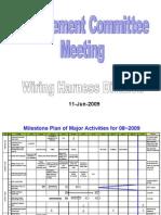 Mc Meeting 110609